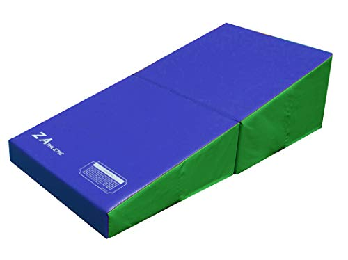 Z ATHLETIC Gymnastics Incline Mat for...