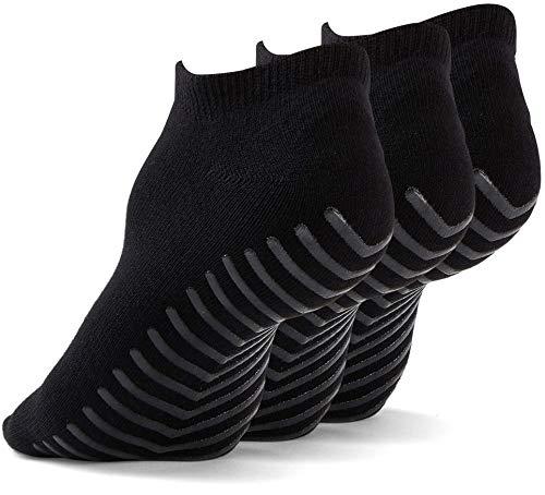 Gripjoy Low Cut Non Slip Socks for Women...