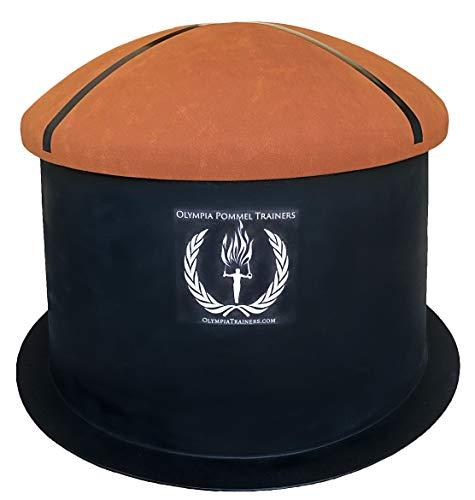 Olympia Pommel Trainers - Boys Gymnastics Mushroom - Pommel Horse Training Pod -...