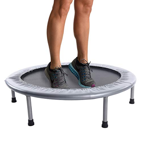 Stamina 36-Inch Folding Trampoline | Quiet and Safe Bounce | Access To Free...