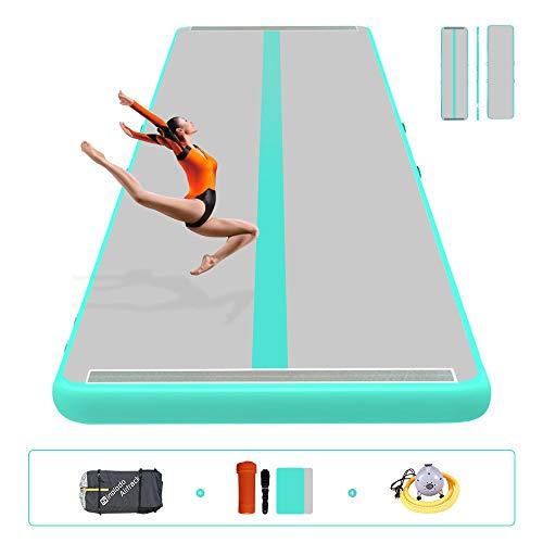 Airspot Round Air Floor Air Track for Gym Training Dia 0.7m / 1m /1.4m