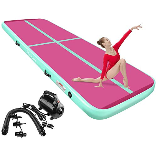 FBSPORT 8inches/4 inches Thickness Air Inflatable Track...
