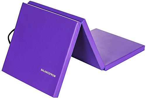 BalanceFrom 2' Thick Tri-Fold Folding...