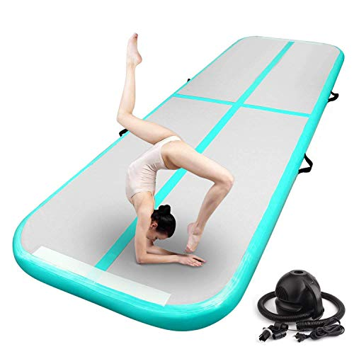 FBSPORT 10ft Inflatable Air Gymnastics...