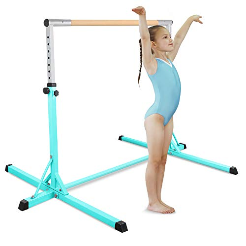 FBSPORT Gymnastics Trainning Kip Bar Expandable Horizontal Bar Adjustable Height...