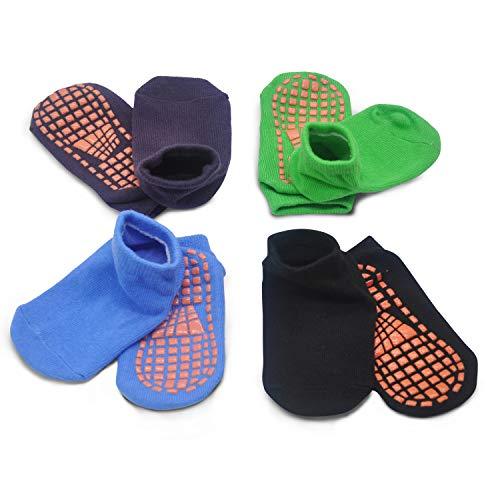 Kids Anti-Skid Socks Trampoline...