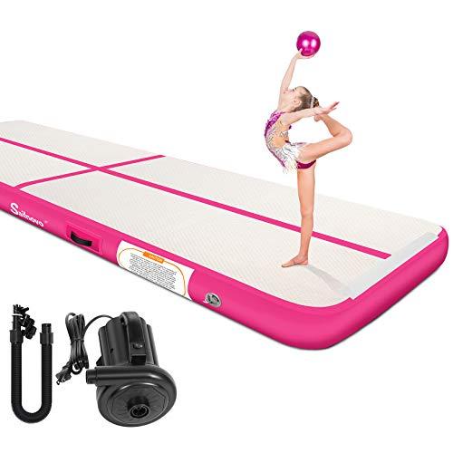 Gymnastics Air Mat, Sailnovo Inflatable...
