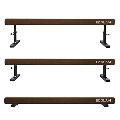 EZ GLAM Gymnastics Adjustable Balance...