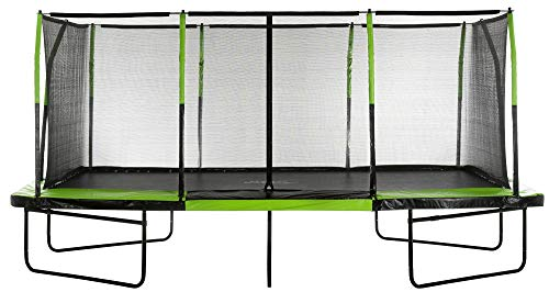 Upper Bounce Rectangle Trampoline Set...