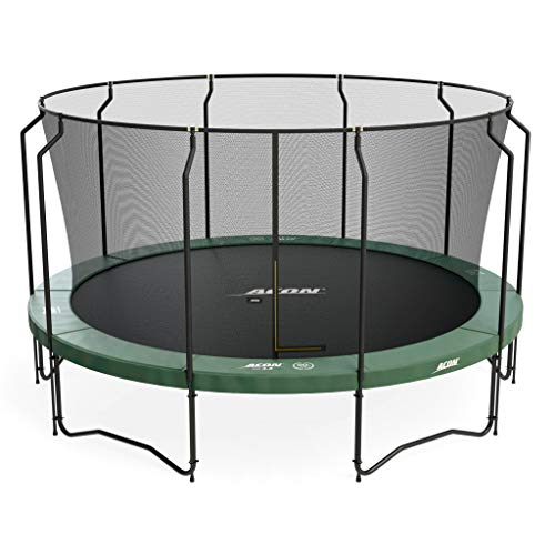 Acon Air 4.6 Trampoline 15ft with Premium Enclosure | Includes 15ft Round...