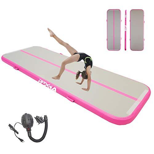 PPXIA Gymnastics Air Mats Inflatable...