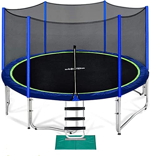 Zupapa 15 14 12 10 8FT Trampoline for...