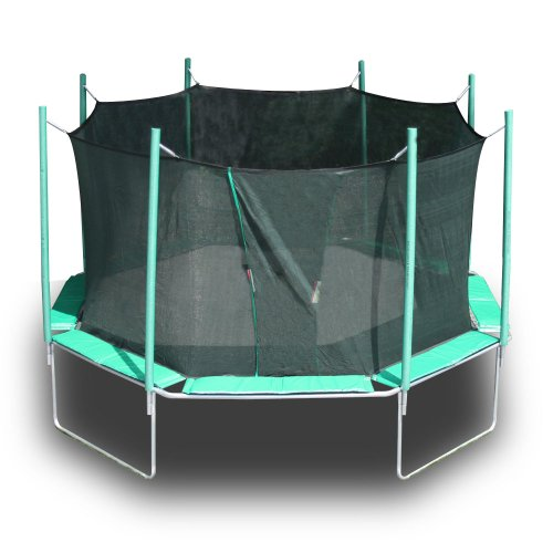 KIDWISE MAGICE Circle 16 FT Octagon Trampoline with Safety CAGE