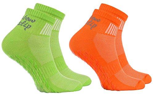 Rainbow Socks Woman Man Colorful ABS...