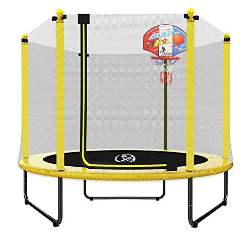 LANGXUN 60' Trampoline for Kids - 5ft...