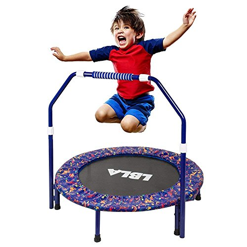 36-Inch Kids Trampoline Little...