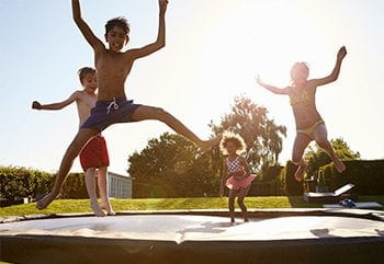 best exercise trampoline