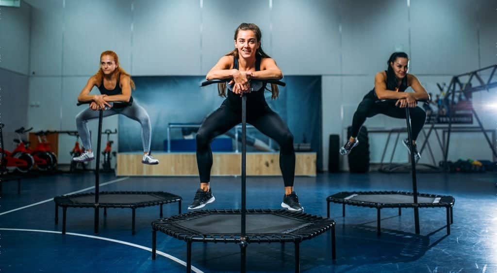 Best Trampoline For Fitness – Our Picks for Beginners