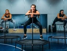 best trampoline for fitness