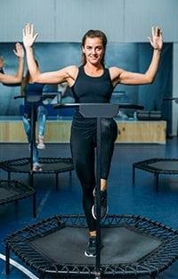 fitness trampoline reviews