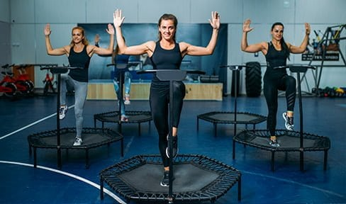 rebounding for weight loss