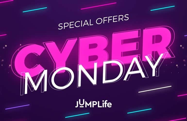 Cyber Monday Trampoline Deals