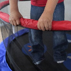 Enclosure Net Toddlers Skywalker Trampoline