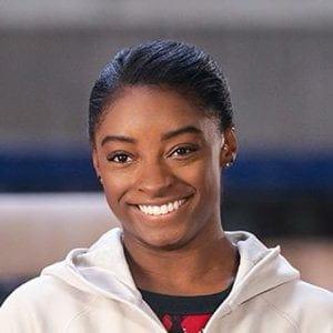 Simone Biles gymnastics masterclass
