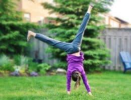 best cartwheel mat