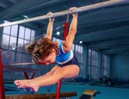 best gymnastics bar for home