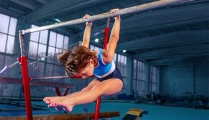 best gymnastics bar for home
