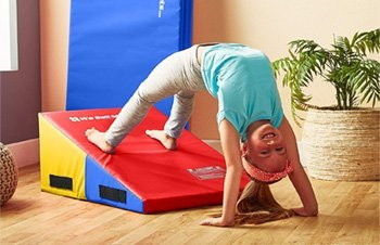 gymnastics incline mat for kids