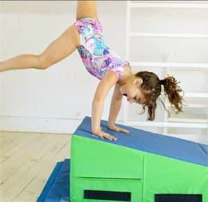 gymnastics wedge mat