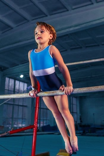 kids gymnastics bar
