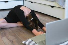 learn gymnastics online