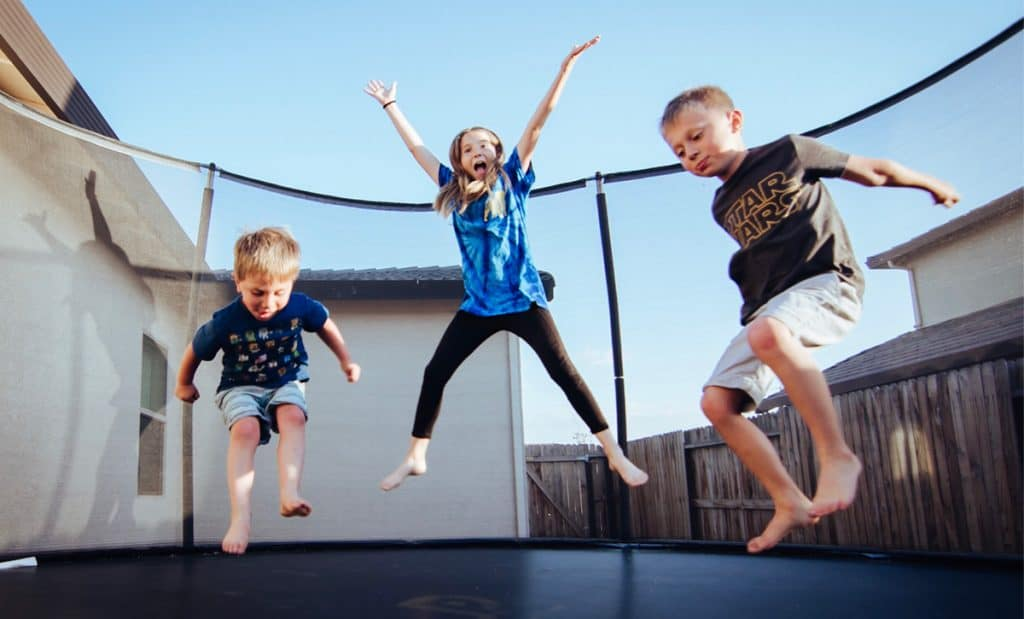 Toddler Trampolining – Everything Parents Must Know