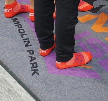 trampolining socks