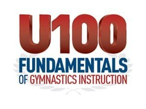 U100 Fundamentals of Gymnastics online