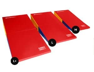 wesellmats inclines mat sizes