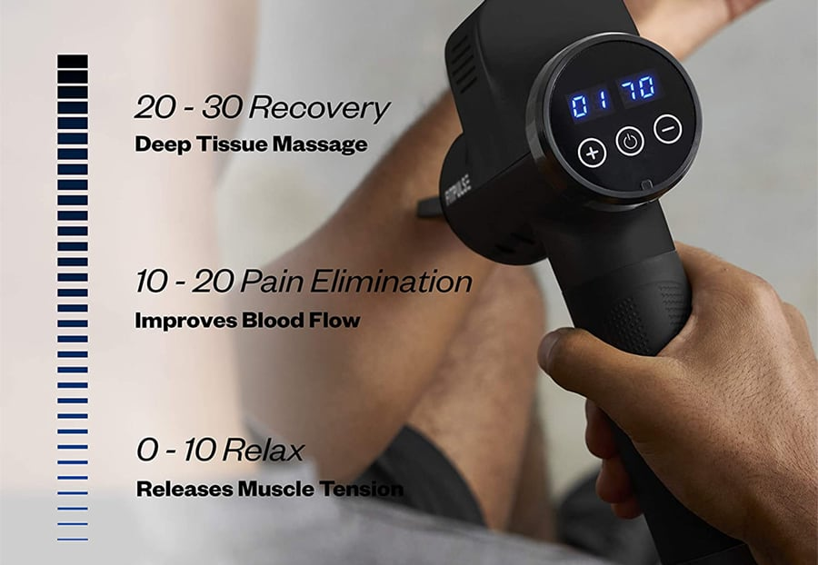 fitpulse 30 speed percussions