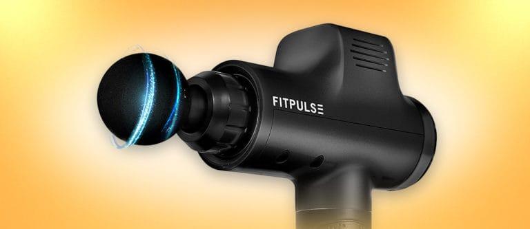 fitpulse massage gun review